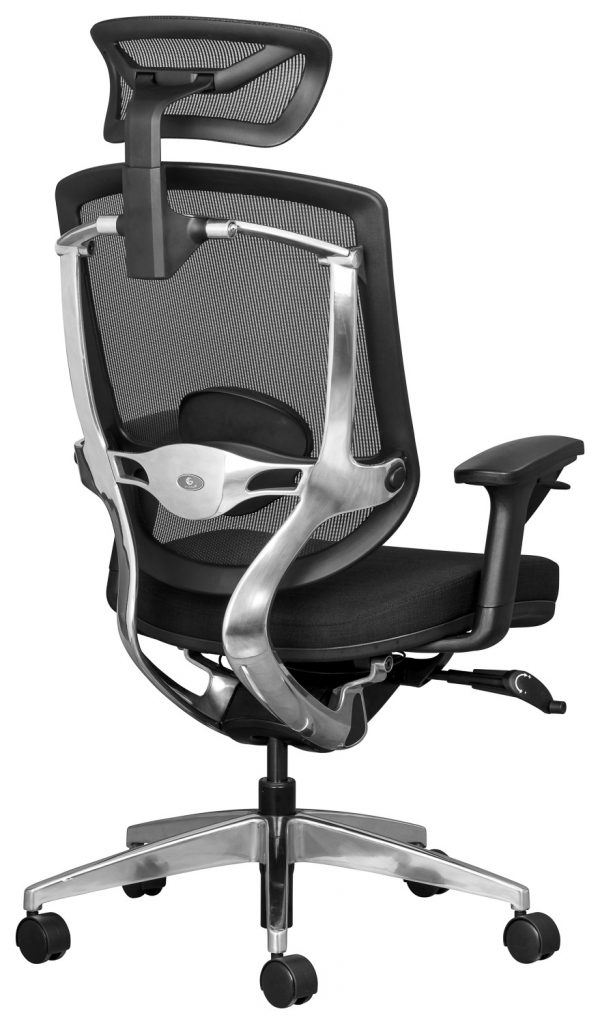 Alya Executive Office Chair | modern luxury mesh office chair