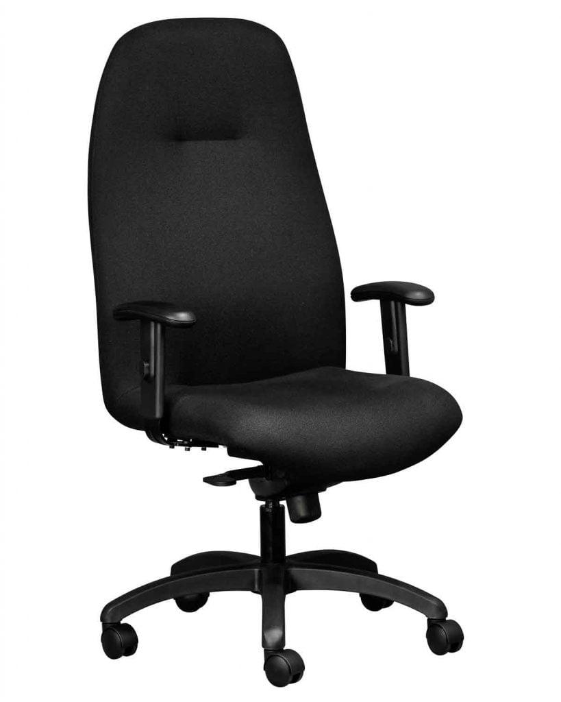 Hercules Heavy-Duty Office Chair