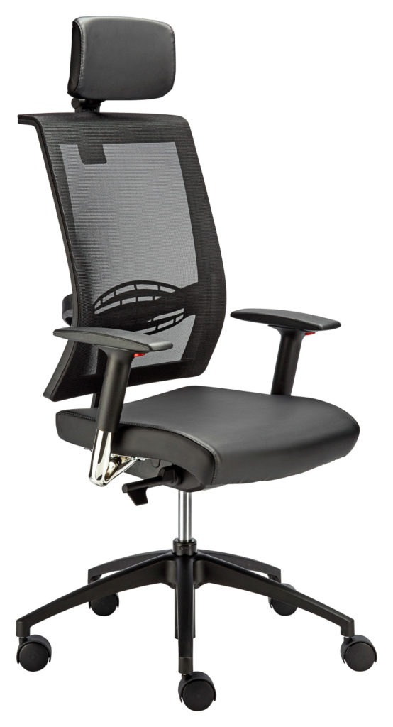 Equinox Executive Mesh Chair