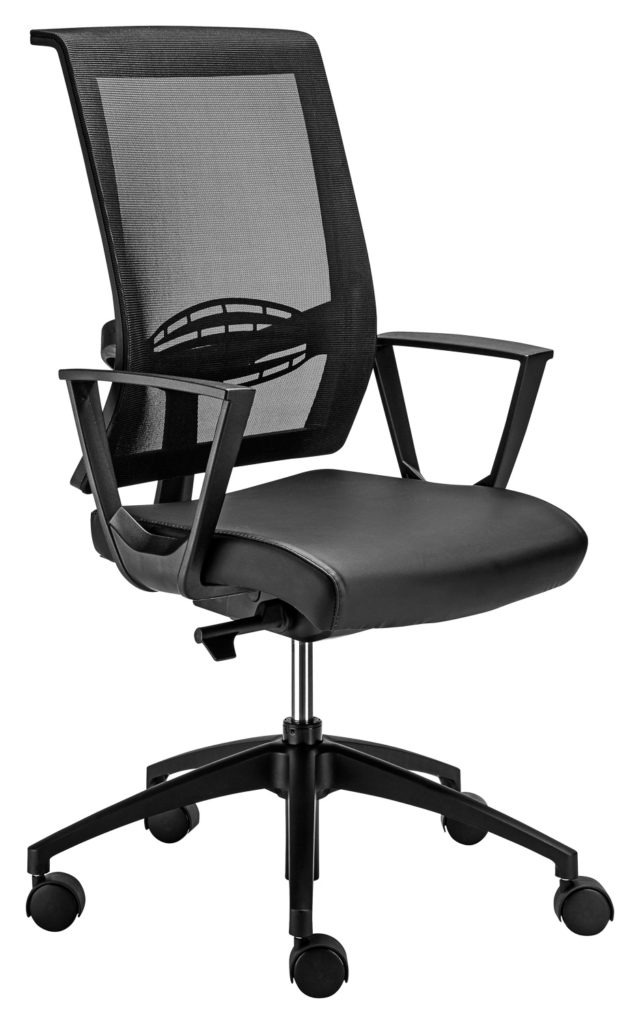 EQUINOX Task Office Chair range with TRIAD arm rests