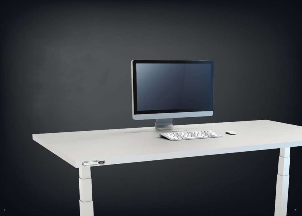 Linak® Adjustable Desk