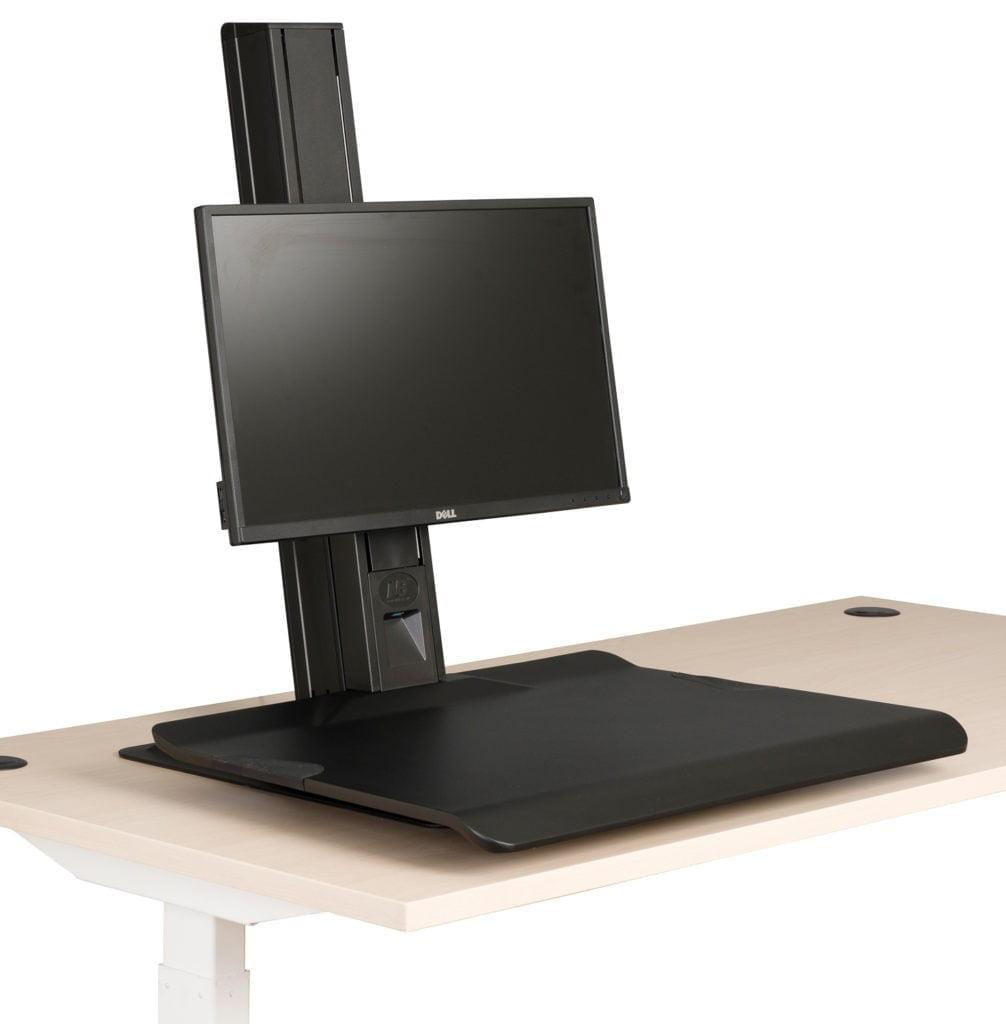 KM003 Sit/Stand Workstation Desk