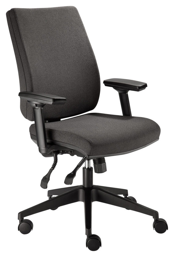 Form Squared Orthopaedic Chair with STAR adjustable arms