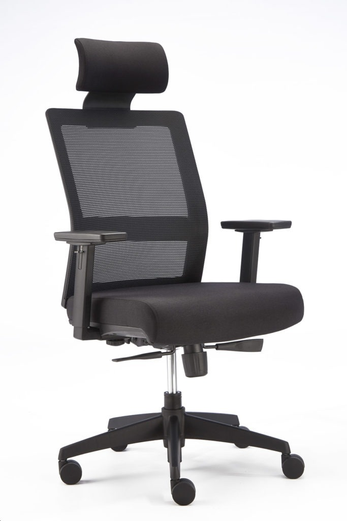 Fuse Executive with headrest