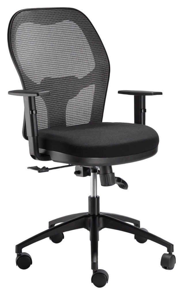 Eclipse Task Chair with Galaxy adjustable arms