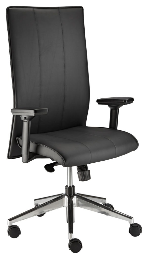 Stellar Upholstered Executive Chair