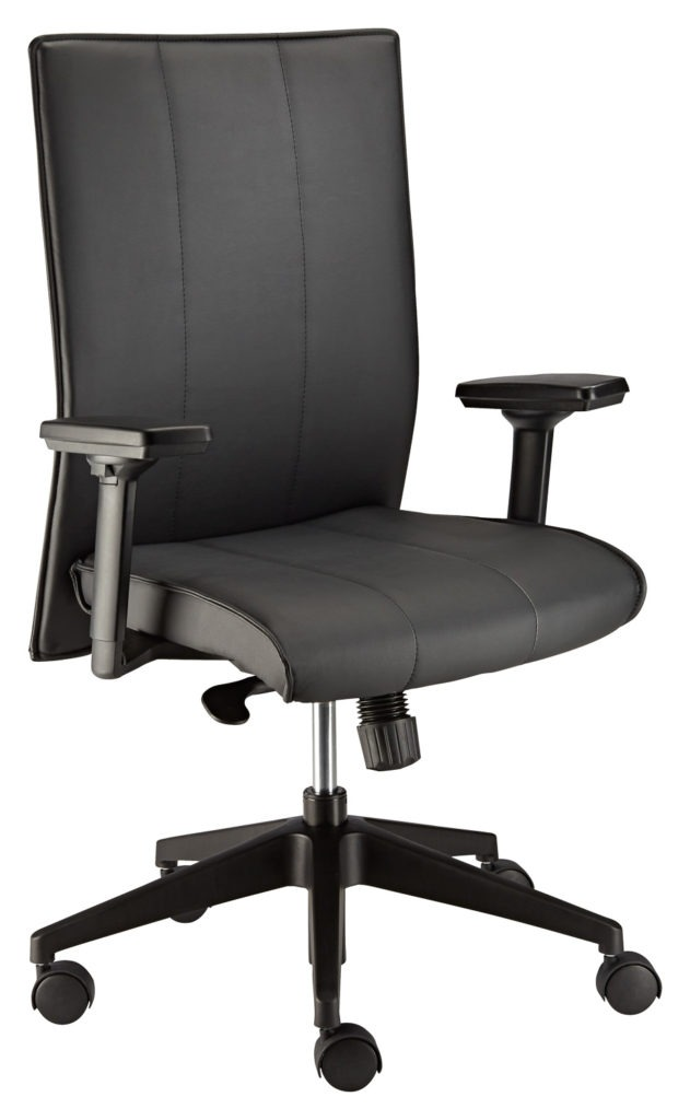 Stellar Upholstered Task Chair with STAR arm rests
