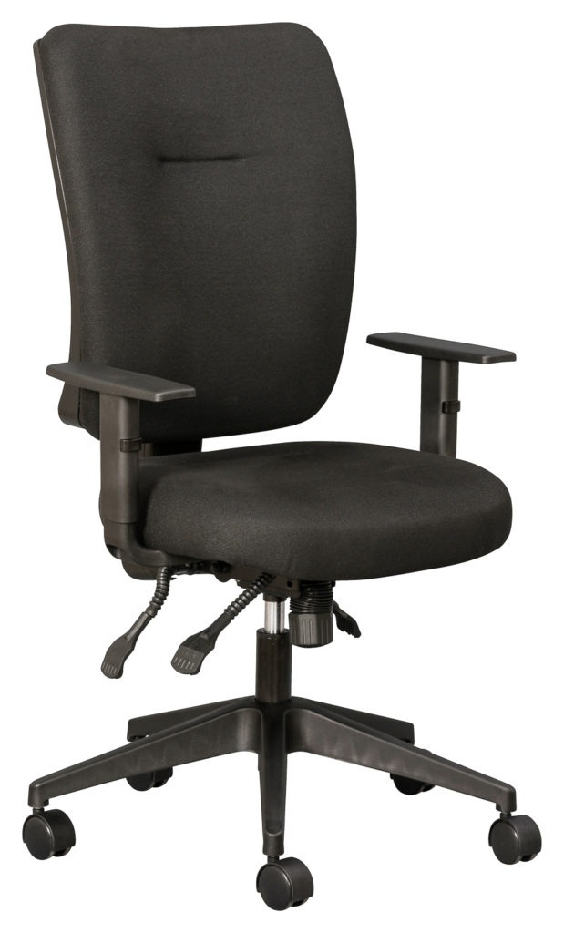 EcoForm orthopaedic chair with Galaxy adjustable arm rests