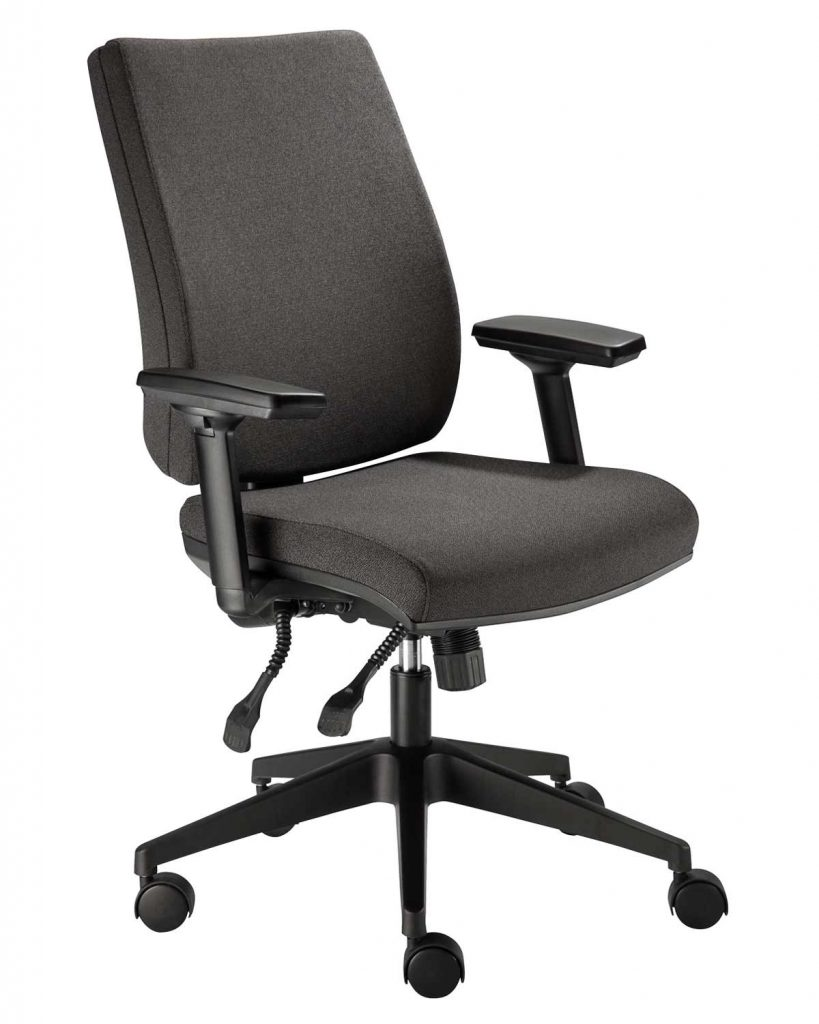 Form Squared orthopedic office chair