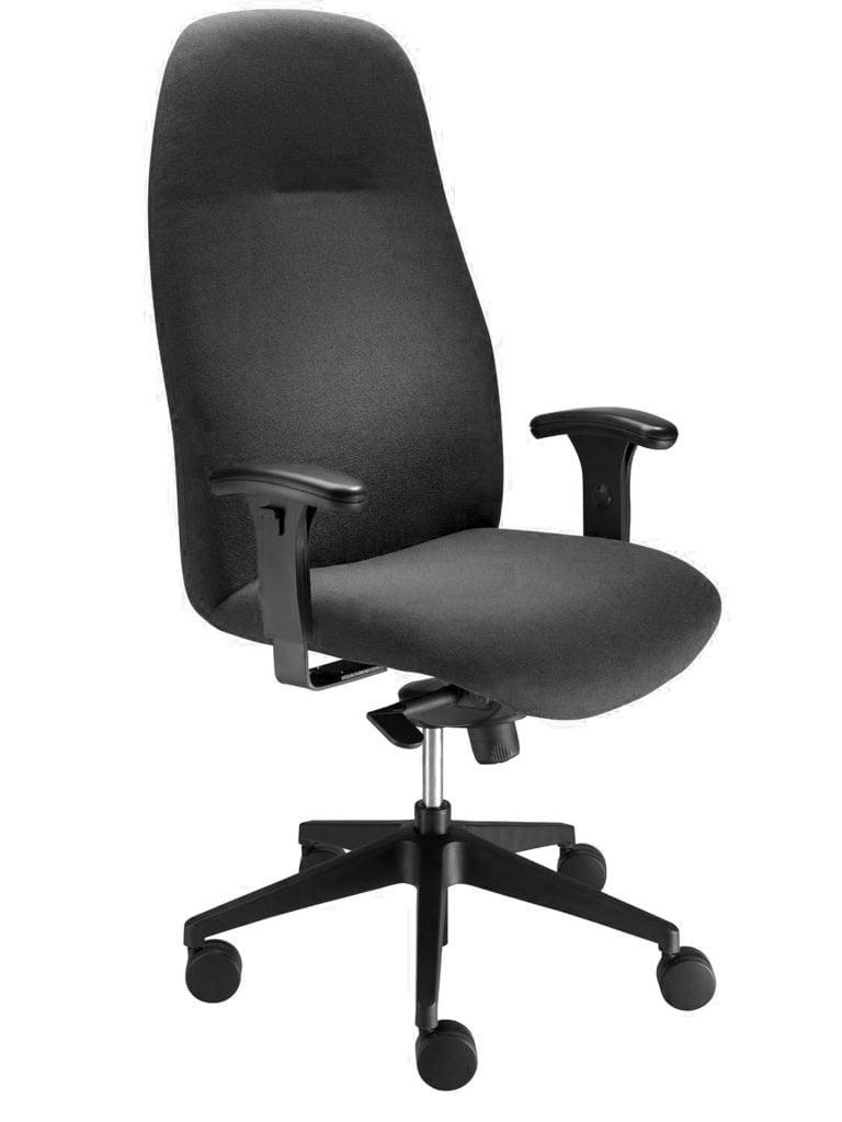 Heavy Duty Chair - Adjustable arms