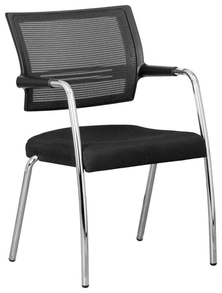 Fleek Visitors Chair - 4-Legged