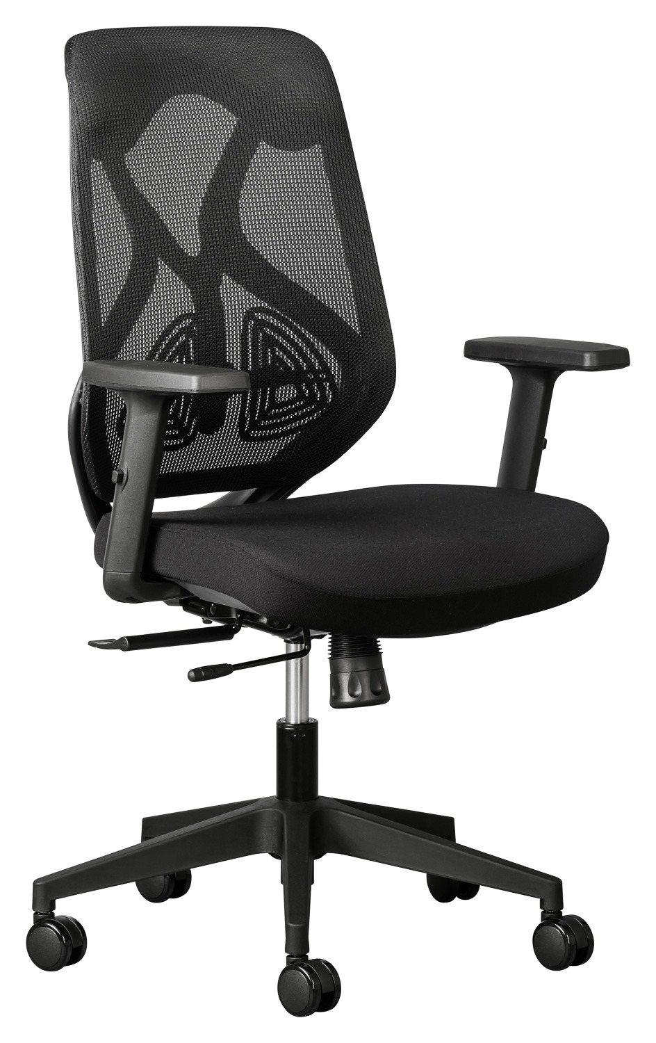 Leila Task office chair is ideal for home office