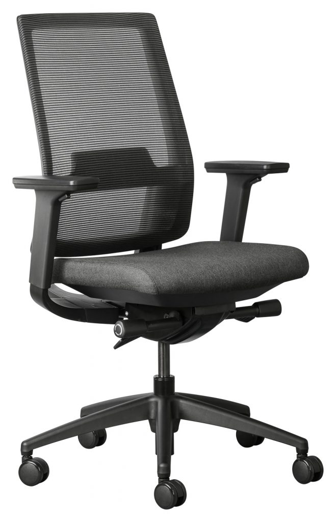 Mira Mesh Task office chair