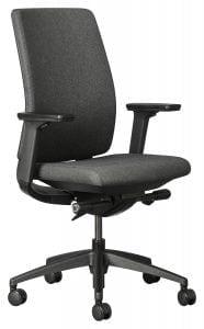 Mira Upholstered Task chair