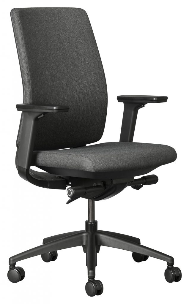 Mira Upholstered Task chair