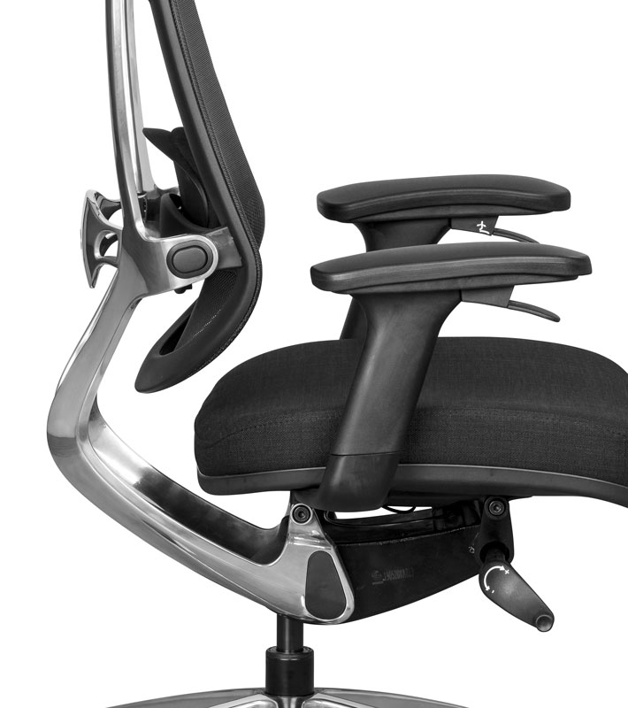 difference between an orthopaedic and ergonomic chair