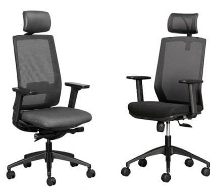 mira and elara executive office chairs