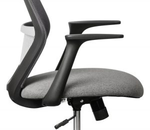 Fixed armrests