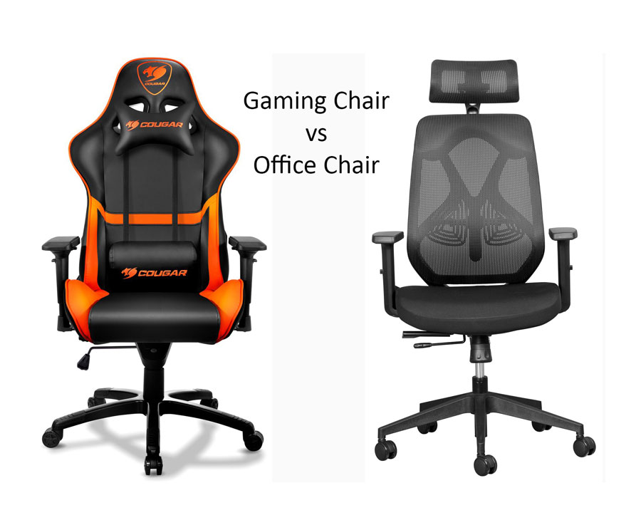is a gaming chair better than an office chair