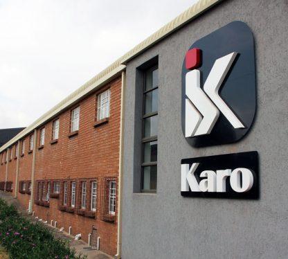 karo showroom