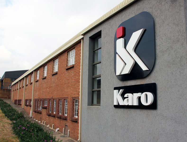 karo showroom