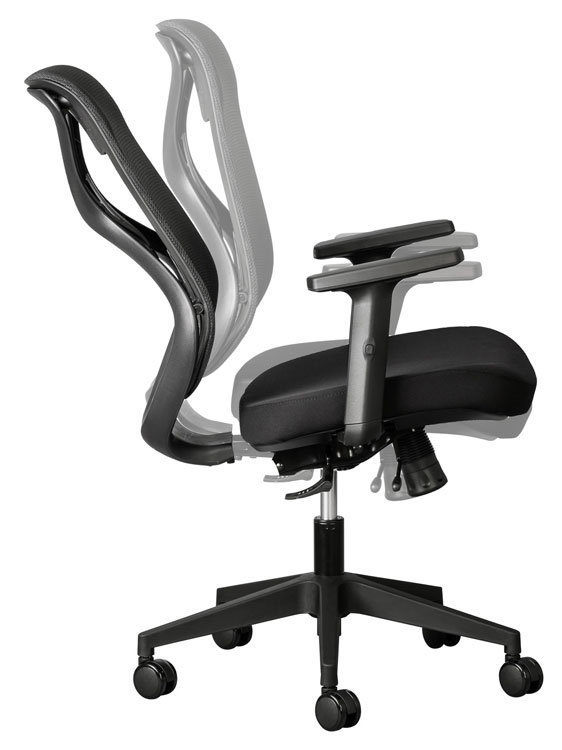 backrest angle adjustment for choosing the best office chair