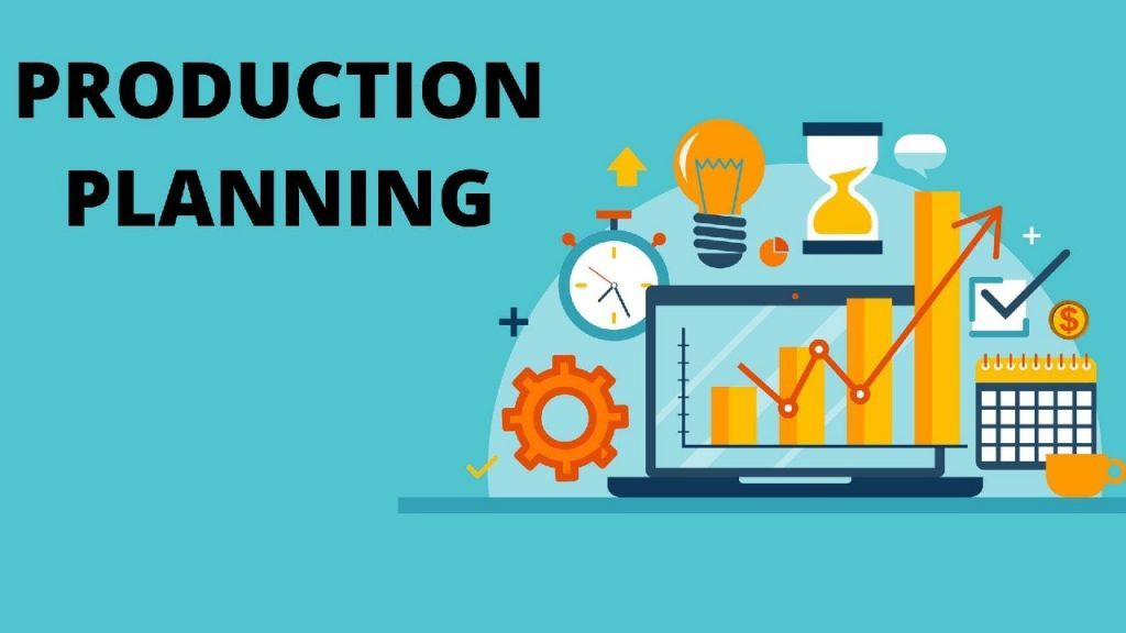business furniture production planning system