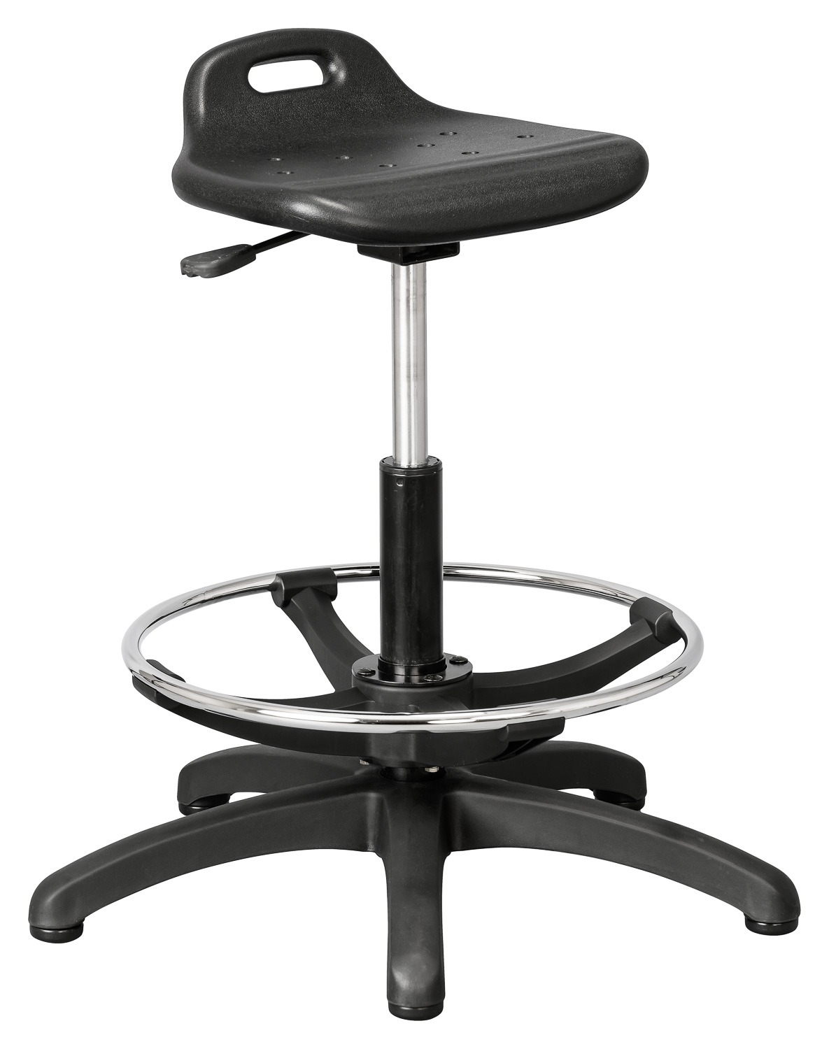 sit-stand industrial chair used in South Africa enhances ergonomics
