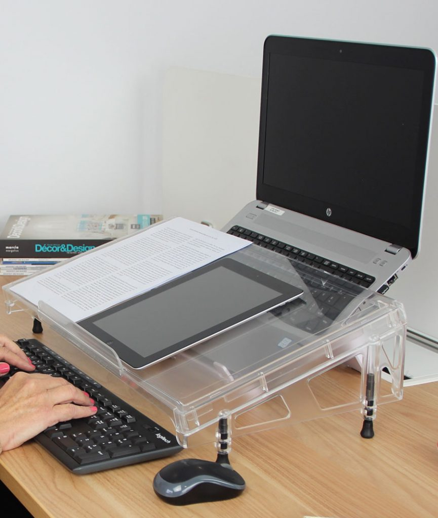 microdesk document holder