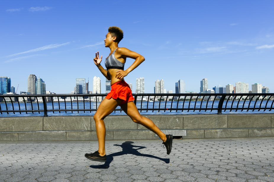 exercise can reduce stress at work