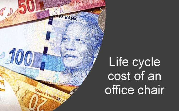 life-cycle cost. Are cheap office chairs worth it?