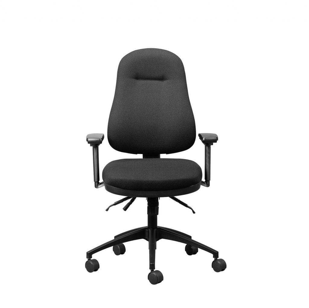 Wellback 100 Orthopedic Chairs - Multi-Adjustable armrests