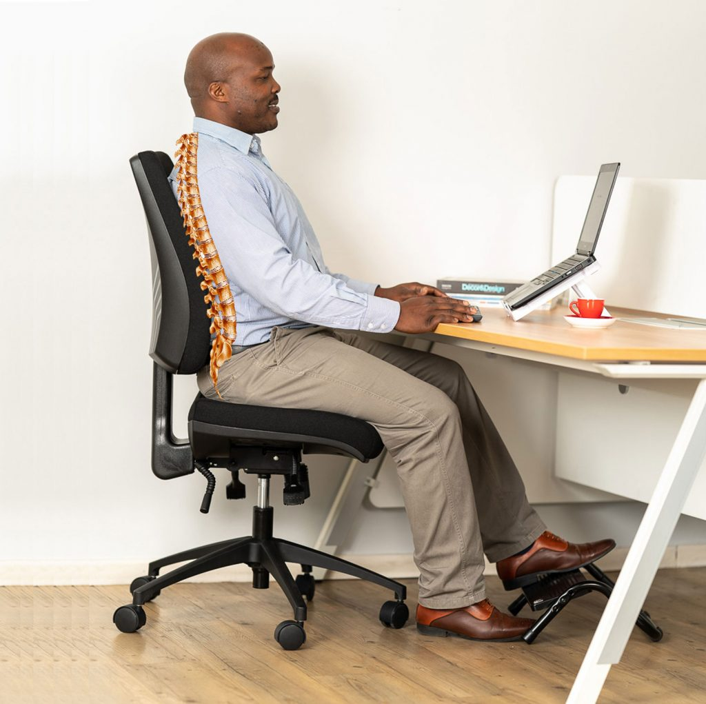 lower back support for office chairs