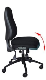 seat tilt adjustment is important for a comfortable office chair
