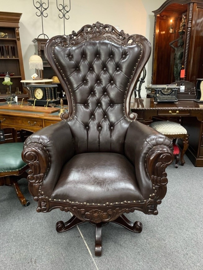 old style office chair