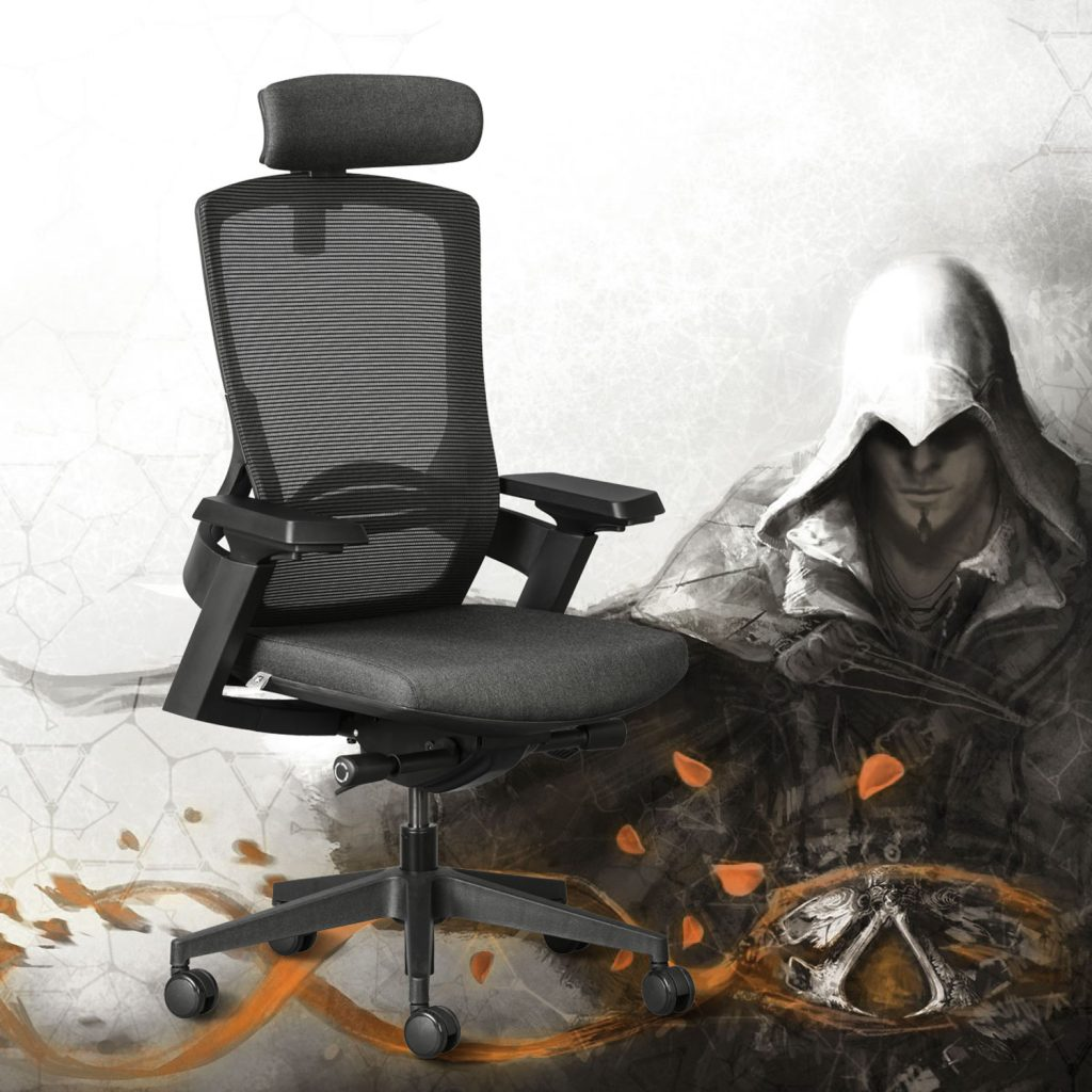 Stealth X-1 gaming office chair